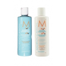 moroccanoil moroccan oil shampoo and conditioner