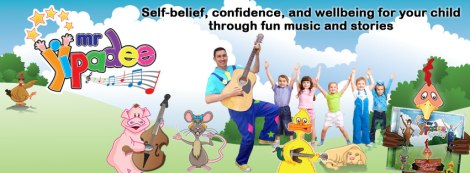 Mr Yipadee the secret law of attraction for children
