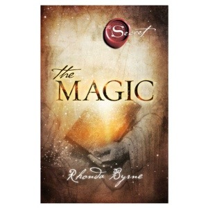 the magic book by rhonda byrne review